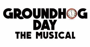 Groundhog Day the musical on Broadway