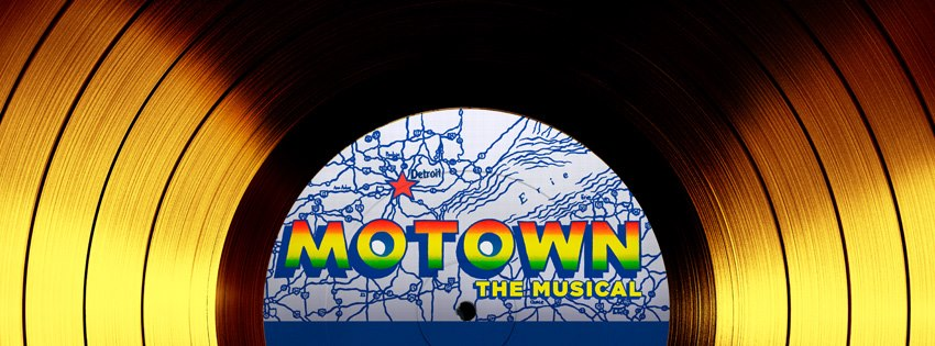 Motown the Musical Broadway NYC logo - New Yorker Tips