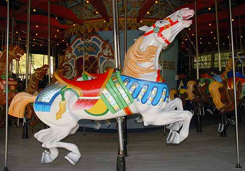 Central Park Carousel - Central Park with Kids Things to Do
