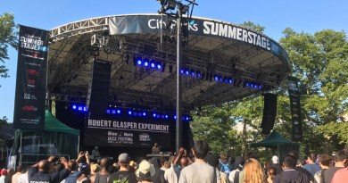 Central Park Summer Stage NYC