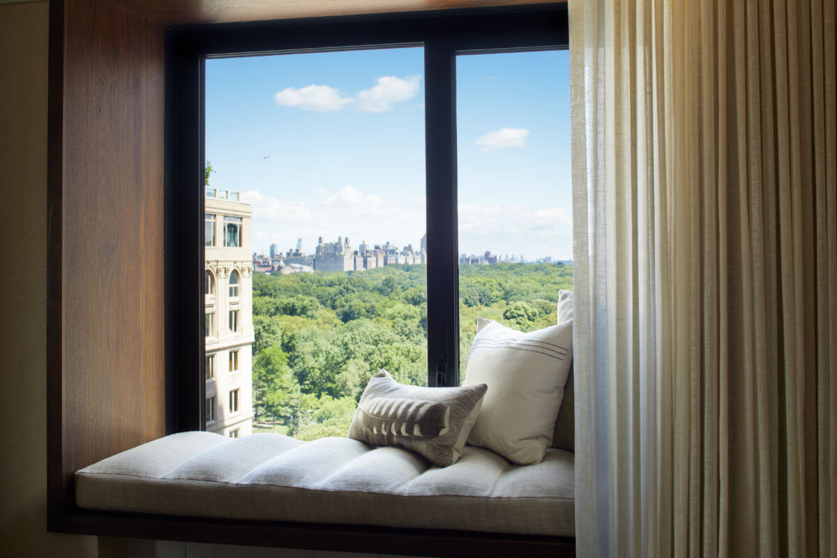 1 Hotel Central Park Family Friendly Nature Staycation In