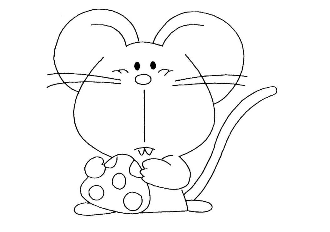 20 Free Printable Coloring Sheets and Activities for Toddlers