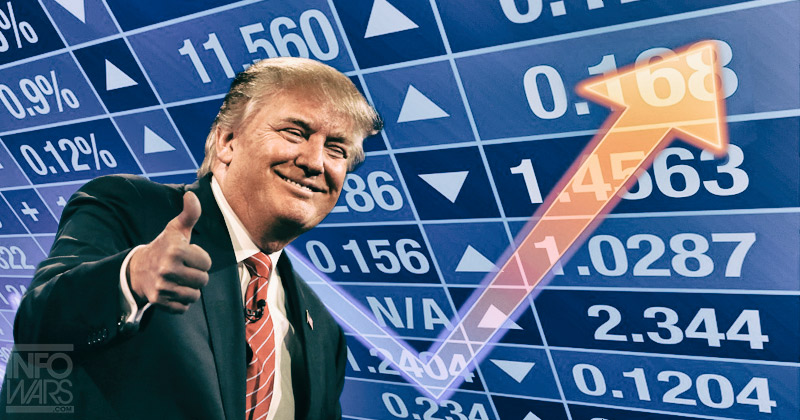 Trump recession stock market