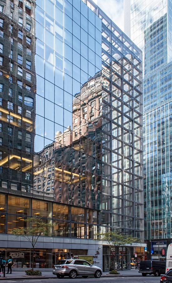 New York Architecture Photos 300 Madison Avenue