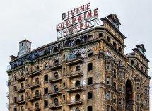 York Architecture Divine Lorraine Hotel
