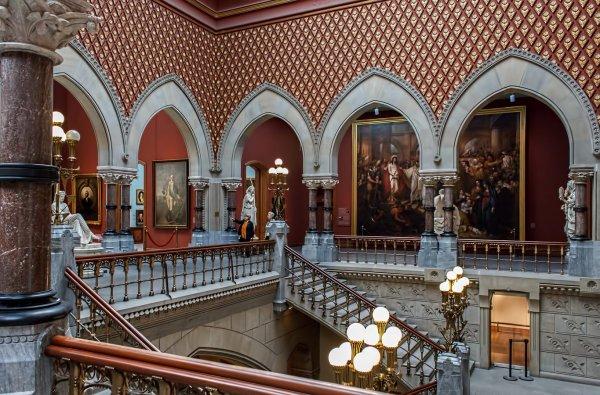 Pennsylvania Academy Fine Arts