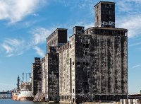 Port of New York Grain Terminal