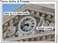 Terry Cotta & Friends