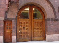 Doors of Manhattan