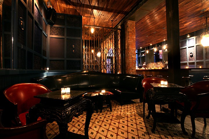 Secret bar in New York