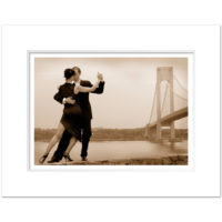 Tango by Verrazano Narrows-Bridge New York DNS010 MW1620
