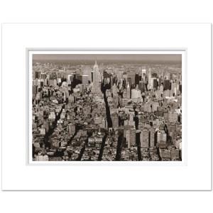 Midtown Manhattan New York Art Print CSS001 MW1620