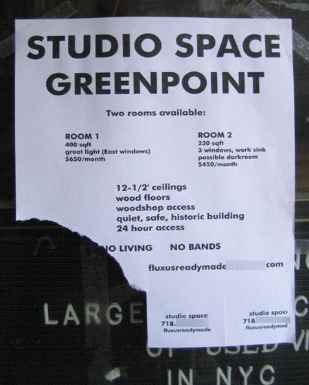 Studio Space Flyer