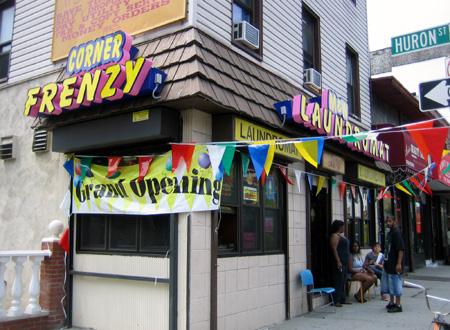 Corner Frenzy