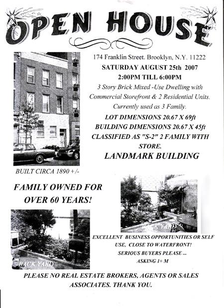 174 Franklin Street