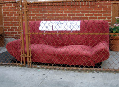 Greenpoint Avenue Couch