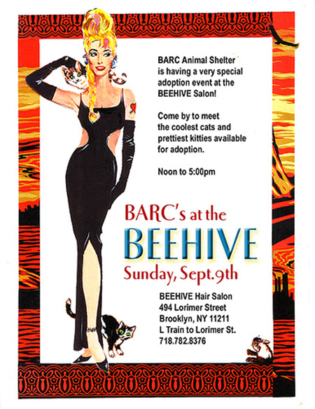 BARC at Beehive