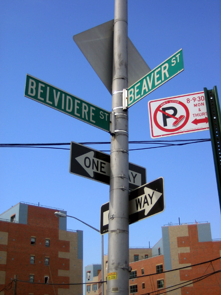 Belvidere and Beaver