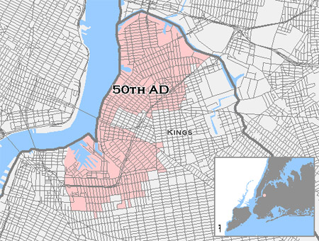 50th Assembly District