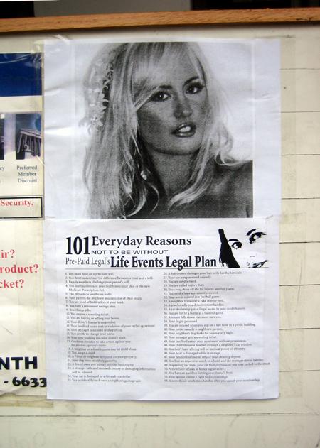 Prepaid Legal Plan