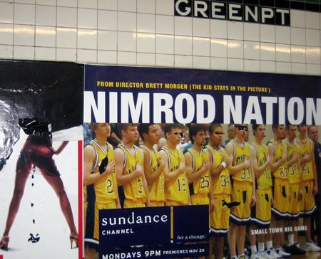 Nimrod Station