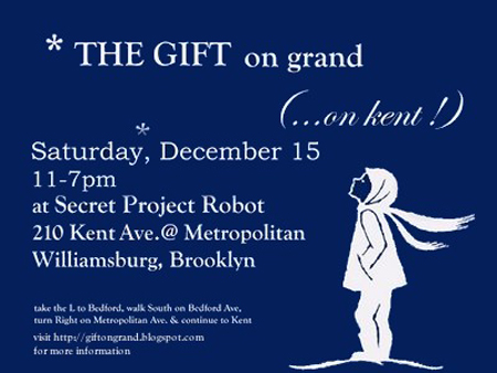 THE GIFT on Grand