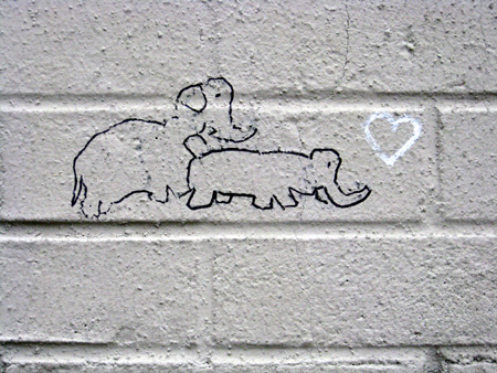 Elephant Love on Green Street