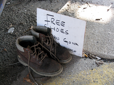 Free Shoes