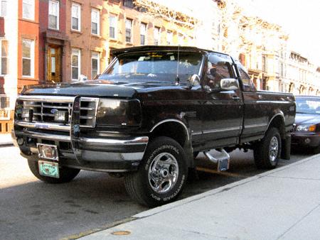 Lexington Street Truck