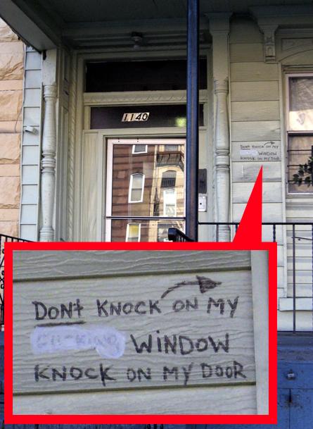 My Fucking Window