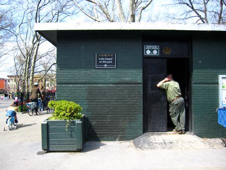 nooneisthekeeperofthispark