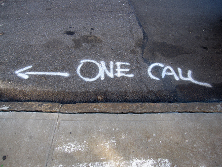 one-call