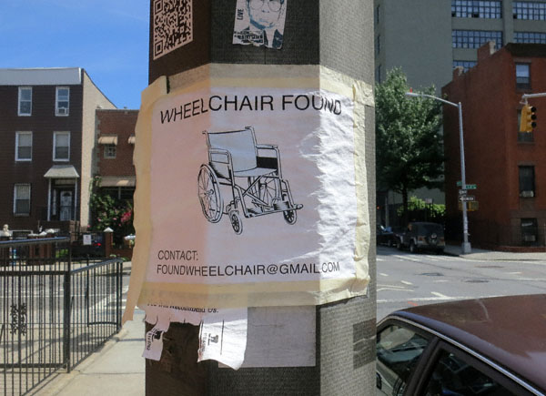 foundwheelchair