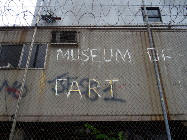 Museum of Fart 600
