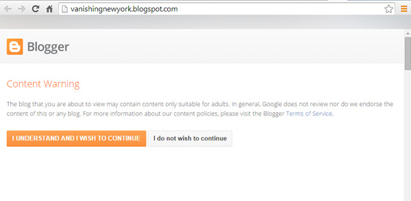 Google web nanny