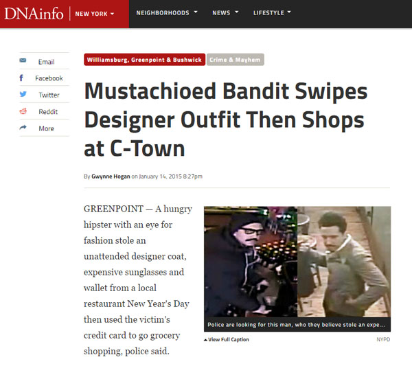 mustachebandit