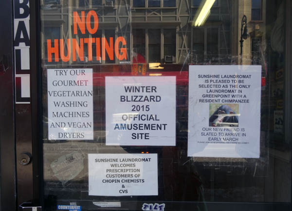 NO HUNTING nys