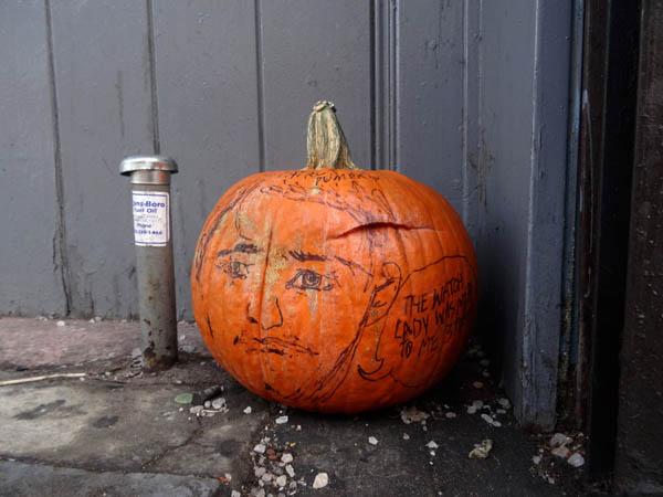 Patrick Pumpkin 2 nys