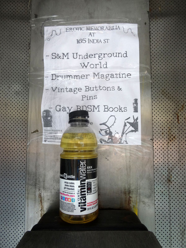 Vitamin Water XXX nys