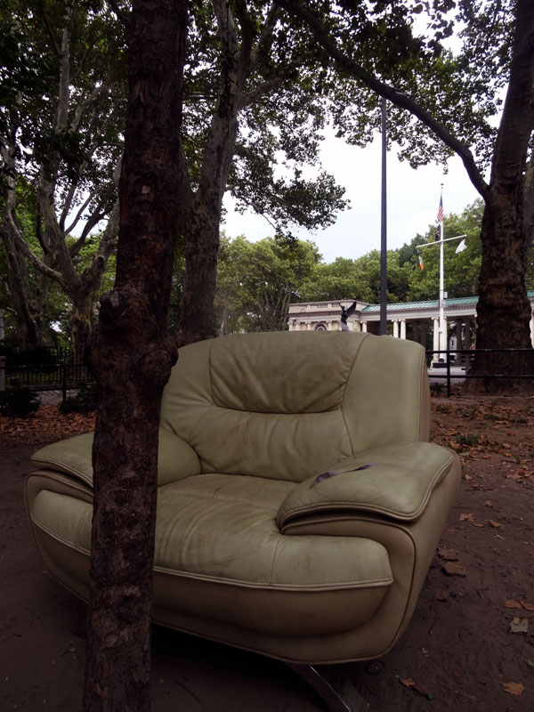 Feral Furniture McGolrick Park August 17 2015 NYS