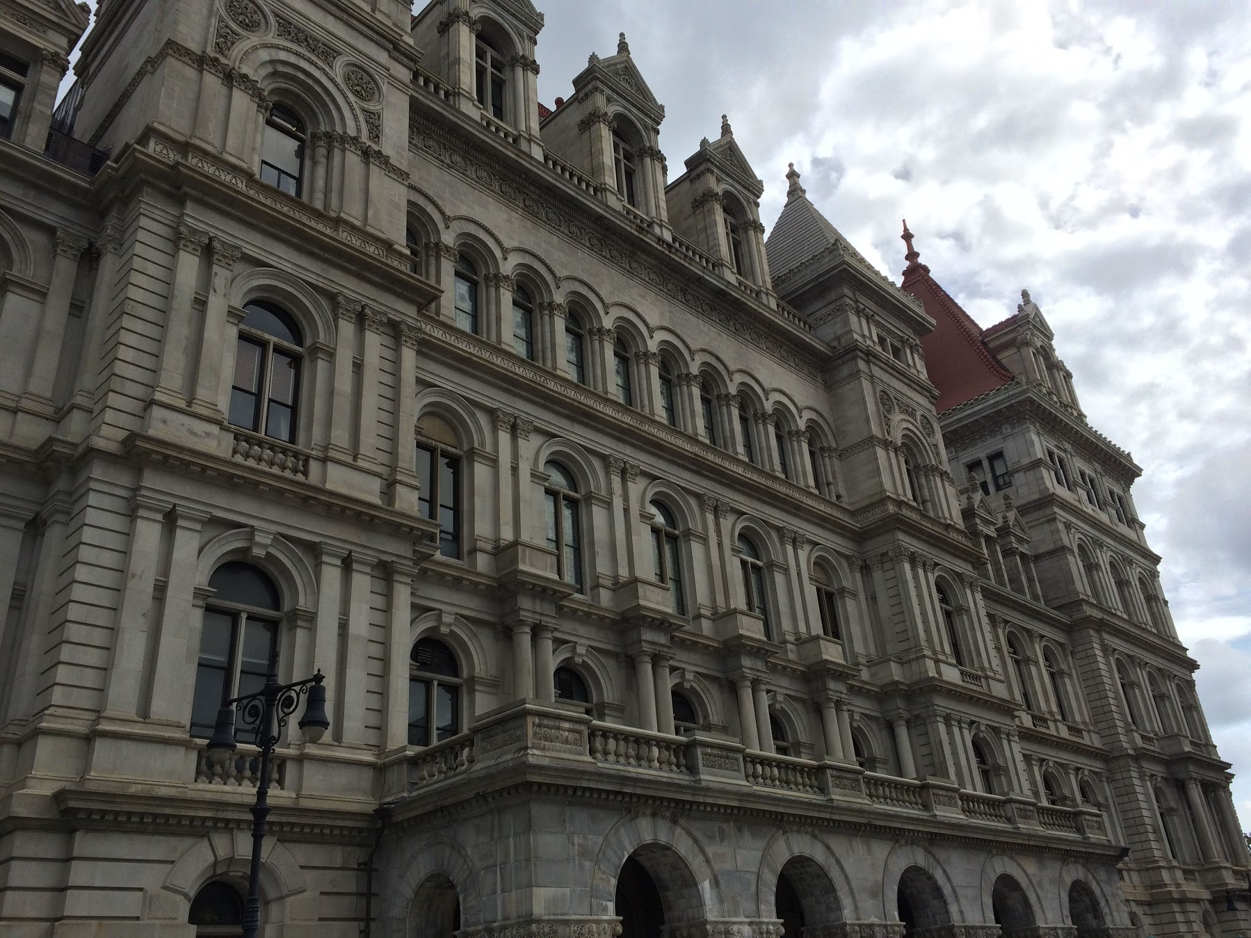Alert: This is the Democratic Agenda for in Albany!