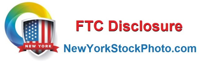FTC Disclosure New York Stock Photo