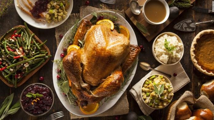 thanksgiving - illnesses - food