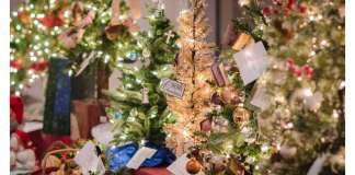Festival of Trees - Veteran's Day