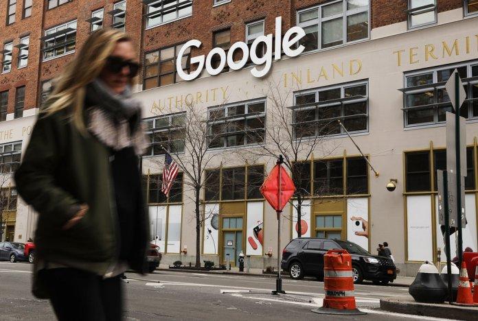 google - shopping - new york