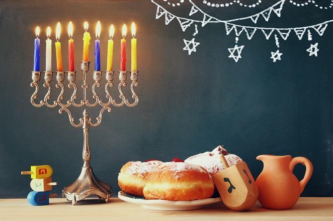 hanukkah 2018 - events - holiday