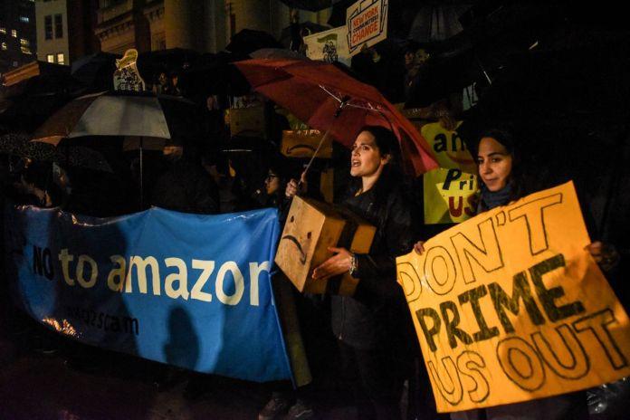 Amazon's HQ2 - NYC