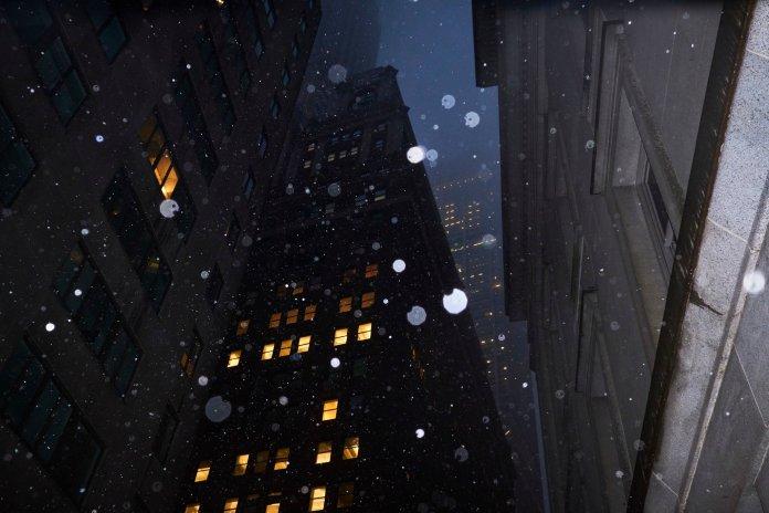snow - winter - nyc