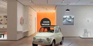 MoMa - New York - Fiat 500 F