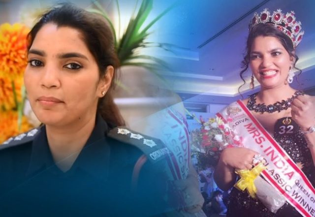 Meet Capt. Shalini Singh Widow of martyr wins Classic Mrs. India 2017 Pageant From Battle Ground to Beauty Pageant